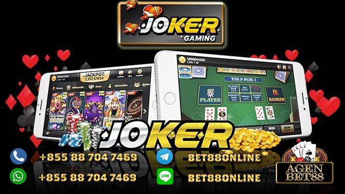 Joker123 Asia