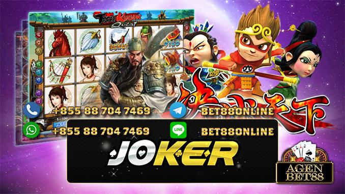 Joker138 Asia