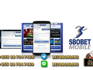 Mobile Gaming Sbobet369